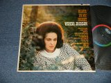 "WANDA JACKSON - BLUES IN MY HEART (Ex++/Ex++) / 1965 US AMERICA ORIGINAL 1st Press ""BLACK with RAINBOW CAPITOL LOGO on TOP Label""  MONO Used  LP"