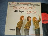 THE ANGELS - MY BOYFRIENDS BACK (Ex, VG++/Ex+, B-1:POOR JUMP, WOBC, EDSP) / 1964 US AMERICA ORIGINAL MONO Used  LP