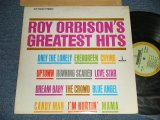 ROY ORBISON - GREATEST HITS (Ex/Ex+)/ 1963 US AMERICA ORIGINAL STEREO Used LP