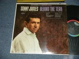 """SONNY JAMES - BEHIND THE TEAR (MINT-/MINT- EDSP) / 1965 US AMERICA ORIGINAL """"BLACK with RAINBOW CAPITOL Logo on Top Label"""" STEREO Used LP"""