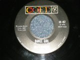"BILLY DONAHUE - A) DANCE GIRL  B) LEADING LADY (Ex++/Ex++) / 1961 US AMERICA Original  Used 7"" Single"