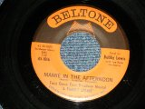 "BOBBY LEWIS - A) MAMIE IN THE AFTERNOON  B) YES, OH YES, IT DID  (Ex+/Ex+)   / 1961 US ORIGINAL Used 7"" inch SINGLE"