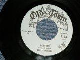 "LARRY FINEGAN - A) DEAR ONE  B) CANDY LIPS (DREAMY TEEN GIRL TEEN POP)  (Ex/Ex CLOUDED, ""NR"" STAMP) / 1961 US AMERICA ORIGINAL Used 7"" SINGLE"