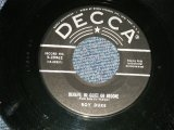 "ROY DUKE - A) BEHAVE, BE QUIET OF BEGONE B) HONESTY (Ex++/Ex+) / 1956 US AMERICA ORIGINAL Used 7"" SINGLE"