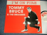 "TOMMY BRUCE & The BRUISERS - I'M ON FIRE (NEW) / 1991 DENMARK ""BRAND NEW"" LP"
