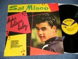 "SAL MINEO - MAKE BELIEVE BABY (NEW) / 1989 SWEDEN ""BRAND NEW"" LP"
