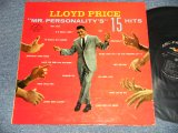 "LLOYD PRICE - ""MR. PERSONALITY'S""  15 HITS ( Ex++/Ex++)  / 1960 US AMERICA ORIGINAL MONO Used LP"