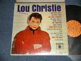 LOU CHRISTIE - LOU CHRISTIE (MINT-/MINT) / 1963 US AMERICA ORIGINAL STEREO Used LP