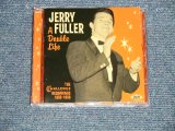 JERRY FULLER - A DOUBLE LIFE (MINT-/MINT) / 2008 UK ENGLAND ORIGINAL Used CD