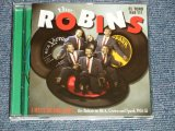 The ROBINS - I MUST BE DREAMIN' (MINT-/MINT) / 2002 SPAIN ORIGINAL Used CD