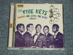 画像1: The FIVE KEYS - Rocking And Crying The Blues · 1951-57(MINT-/MINT) / 2007 UK ENGLAND ORIGINAL Used CD