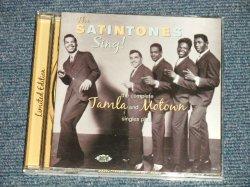 画像1: The SATINTONES - The Satintones Sing! The Complete Tamla And Motown Singles Plus (MINT-/MINT) / 2010 UK ENGLAND ORIGINAL Used CD
