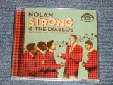 Nolan Strong & The Diablos ‎- For Old Times Sake : The Complete Early Sides (MINT-/MINT) / 2011 SPAIN ORIGINAL Used CD