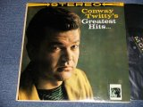 CONWAY TWITTY - GREATEST HITS...(Ex+++, Ex+/Ex+++) /1960 US ORIGINAL STEREO Used LP