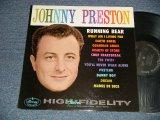 JOHNNY PRESTON - RUNNING BEAR (MINT-/MINT-) / 1960 US AMERICA ORIGINAL MONO Used LP