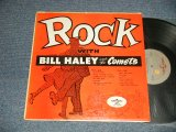 BILL HALEY and His COMETS - ROCK WITH (DEBUT Album) (Ex++/Ex++ TAPESEAM) / 1956 US AMERICA REISSUE MONO Used LP