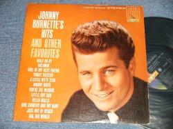 画像1: JOHNNY BURNETTE - HITS&OTHER FAVORITES (Ex++, Ex/Ex-, Ex++  EDSP)/1962 US AMERICA ORIGINAL Stereo Used LP