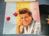 JOHNNY BURNETTE With The Johnny Mann Singers - ROSES ARE RED (Ex++/MINT- SWOFC) /1962 US AMERICA ORIGINAL Stereo Used LP