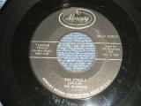 "The DIAMONDS- A) THE STROLL  B) LAND OF BEAUTY (VG+++/VG+++ STOL) / 1957 US AMERICA ORIGINAL ""BLACK Label Version""  Used 7""SINGLE"