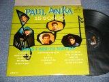 PAUL ANKA - 15 SONGS (Ex++/MINT- ) / 1963 US AMERICA ORIGINAL MONO Used LP