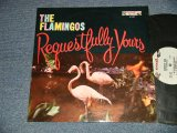 "FLAMINGOS - REQUESTFULLY YOURS (Ex+++/Ex+ Looks:Ex++ PROMO STAMP) / 1960 US AMERICA ORIGINAL ""PROMO"" MONO Used LP"