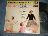 BILL HALEY and His COMETS - BILL HALEY'S CHICKS (Ex++/Ex++ EDSP) / 1958 US AMERICA ORIGINAL STEREO Used LP