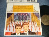 The EVERLY BROTHERS and The BOYS TOWN CHOIR - CHRISTMAS WITH The EVERLY BROTHERS (Ex++/Ex+++ Looks:MINT-)  / 1962 US AMERICA ORIGINAL STEREO Used LP