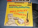 BILL HALEY and His COMETS - STRICTLY INSTRUMENTAL (Ex++/Ex++++, Ex++ Looks:Ex)/ 1960 US AMERICA ORIGINAL STEREO Used LP
