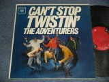 "The ADVENTURES - CAN'T STOP TWISTIN' (Ex++/Ex+++) / 1961 US AMERICA ORIGINAL ""6-EYE's LABEL"" MONO Used LP"
