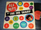 DEE DEE SHARP - ALL THE HITS (E/Ex++ TEAROFC) / 1962 US AMERICA ORIGINAL MONO Used LP