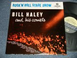 BILL HALEY and His COMETS - ROCK 'N' ROLL STAGE SHOW (MINT-/MINT-) / 1981 UK ENGLAND REISSUE Used LP