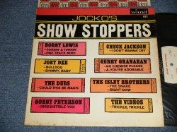 """画像1: V.A. Various Omnibus - JOCKO'S SHOW STOPPERS (Ex++, Ex-/Ex+++) / 1962 US AMERICA ORIGINAL """"PROMO"""" MONO Used LP"""