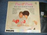 PAUL & PAULA - WE GO TOGETHER (Ex++/Ex++ EDSP) /1963 US AMERICA ORIGINAL MONO Used LP