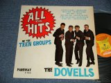 THE DOVELLS - ALL THE HITS (MINT-, Ex+++/MINT- STPOBC) / 1962 US AMERICA ORIGINAL MONO Used  LP