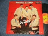 THE DOVELLS - BRISTOL STOMP (Ex+++/Ex++) / 1962 US AMERICA ORIGINAL MONO Used  LP