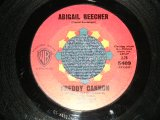 "FREDDY CANNON - A)  Abigail Beecher  B) All American Girl (Ex/++Ex++) / 1964 US AMERICA ORIGINAL Used 7"" Single"