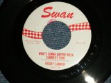 """FREDDY CANNON - A) What's Gonna Happen When Summer's Done  B) BROADWAY (Ex/+++Ex+++) / 1962 US AMERICA ORIGINAL Used 7"""" Single"""