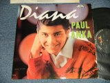 PAUL ANKA - DIANA (Ex++, Ex/MINT- Looks:Ex+++ WTRDMG) / 1962 US AMERICA ORIGINAL MONO Used LP