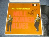 THE FENDERMEN - MULE SKINNER BLUES (MINT-/MINT) / REISSUE Used LP
