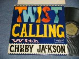 CHUBBY JACKSON (from JAZZ) - TWIST CALLING WITH CHUBBY JACKSON (Ex++/MINT- BB) / 1962 US AMERICA ORIGINAL MONO Used LP