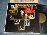 "DICK & DEE DEE - SONGS WE'VE SUNG ON SHINDIG (Ex++/MINT-) / 1966 US AMERICA ORIGINAL 1st Press ""GOLD Label"" MONO Used LP"