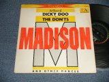 DICKY DOO & THE DON'TS - MADISON AND OTHER DANCES (Ex/Ex++) / 1960 US AMERICA ORIGINAL STEREO Used LP