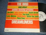 """THE DREAMLOVERS - THE BIRD AND OTHER GOLDEN DANCING GROOVES  (MINT-, Ex+++/MINT- STPOBC) / 1962 US AMERICA ORIGINAL """"WHITE LABEL PROMO"""" MONO Used LP"""