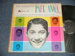画像1: PAUL ANKA  v.a. Various - The Fabulous Paul Anka And Others (Ex/Ex++ Tape seam) / 1960 US AMERICA ORIGINAL MONO Used LP