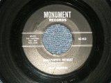 "BILLY GRAMMER - A) BONAPARTE'S RETREAT  B) THE KISSING TREE (Ex/Ex) / 1959 US AMERICA ORIGINAL Used 7"" Single"