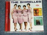 THE SHIRELLES - BABY IT'S YOU + GIVE A TWIST PARTY (MINT-/MINT) / 2008 UK ENGLAND Used CD
