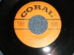 """画像1: The LANCERS - A) TWEEDLEE DEE B) OPEN UP YOUR HEART (Ex++/Ex++) / 1954 US AMERICA ORIGINAL Used 7"""" Single"""