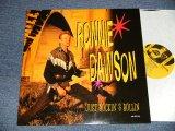 "RONNIE DAWSON - JUST ROCKIN' & ROLLIN' (NEW) / 1996 UK ENGLAND ORIGINAL ""BRAND NEW"" LP"