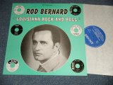 "ROD BERNARD - LOUISIANA ROCK AND ROLL (NEW) / 1992 GERMAN ORIGINAL ""BRAND NEW"" LP"