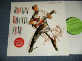 "RONNIE SELF - ROCKIN' RONNIE SELF (NEW) / 1999 BELGIUM ORIGINAL ""BRAND NEW"" LP"
